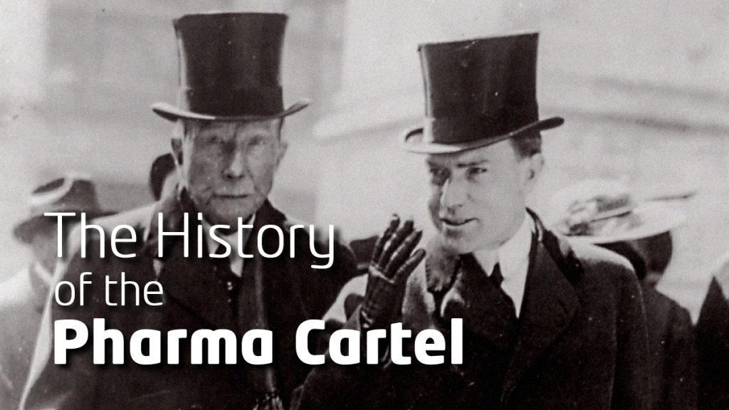 The History of the Pharma Cartel – Dr. Rath Health Foundation