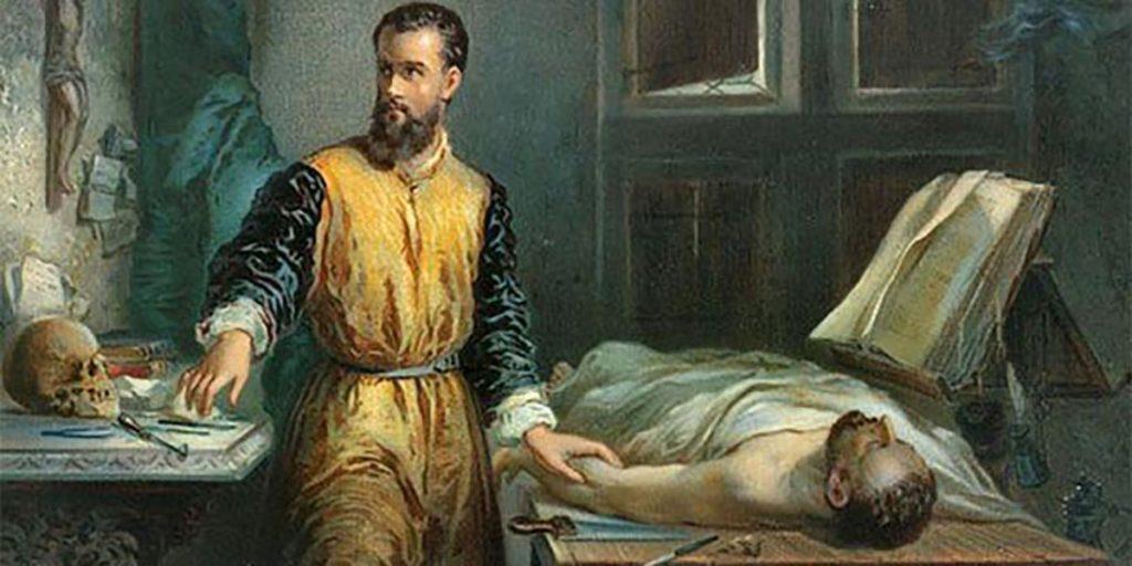 Andreas Vesalius A Revolutionary In The Field Of Human Anatomy