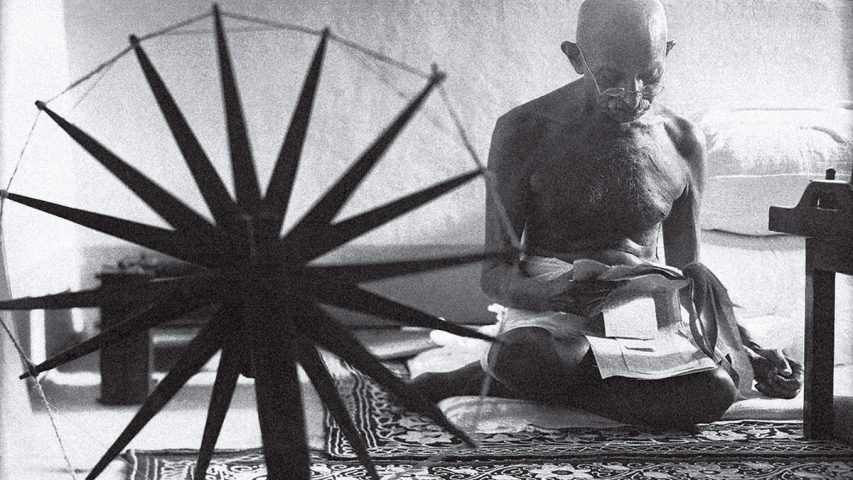 Mahatma Gandhi: Achieving Liberation From Oppression ...Non Violent Resistance Meaning