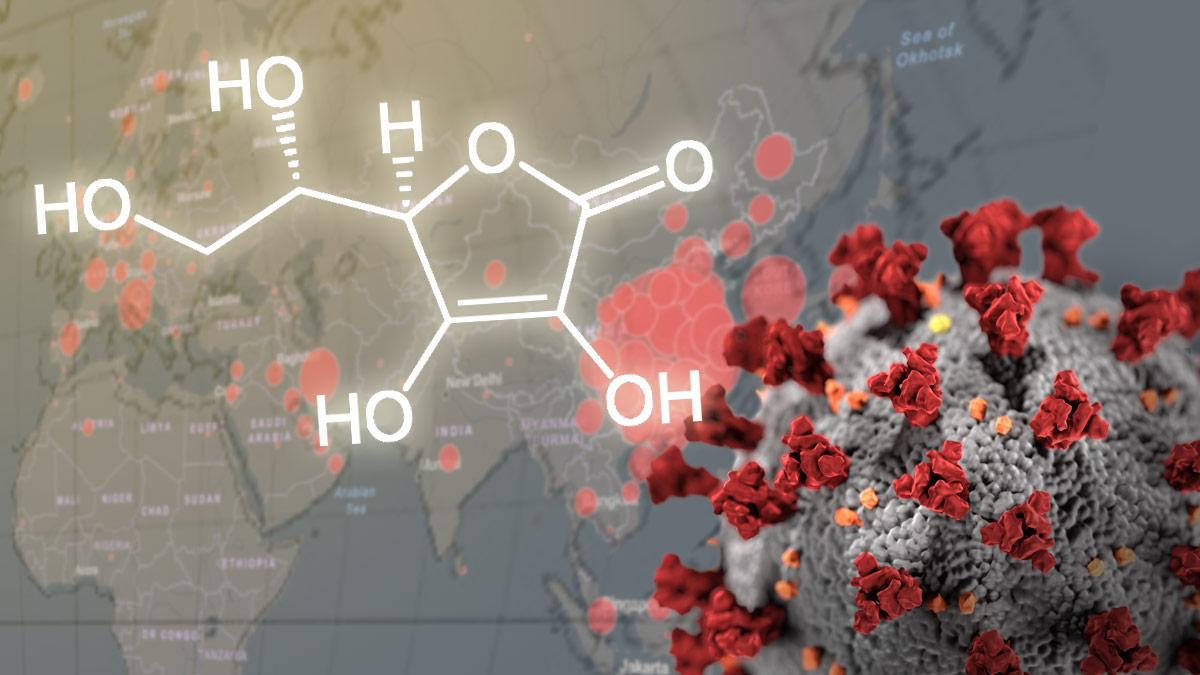 Corona-Vitamin-C-Map