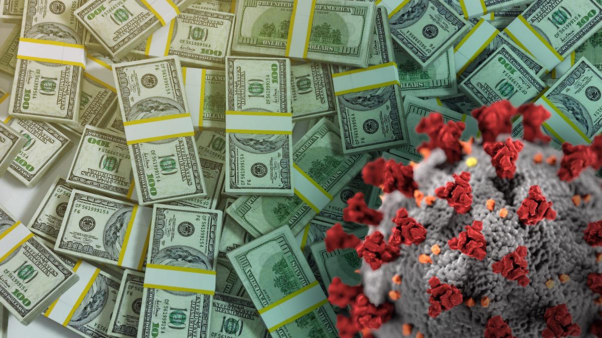 Corona-Vitamin-C-World-Economy-Dollars