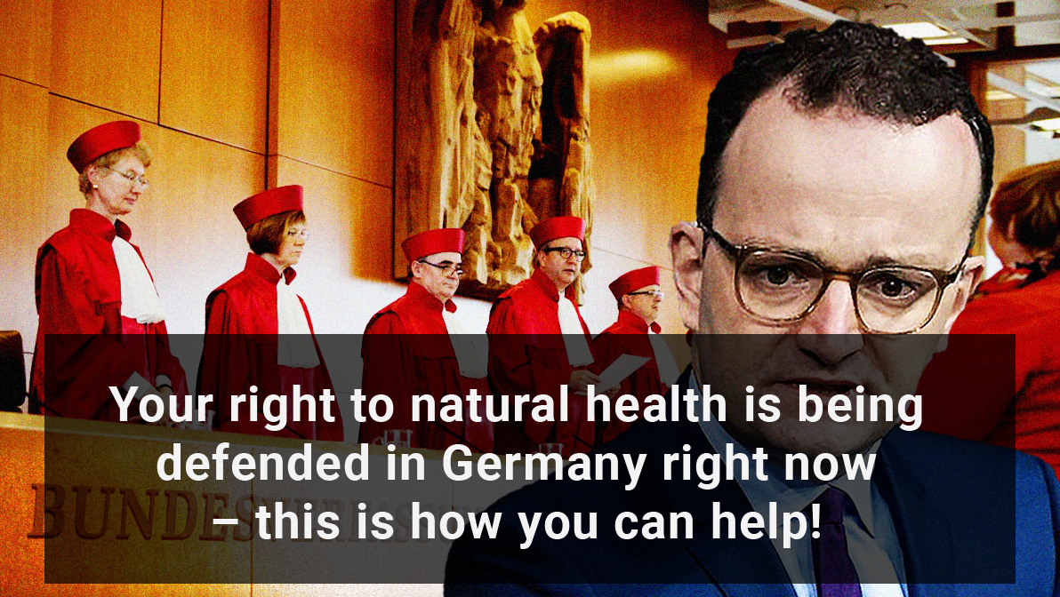 Defends Germany